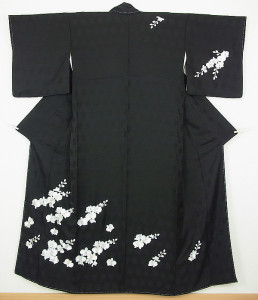胡蝶蘭 刺繍